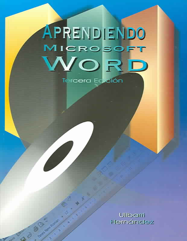 Aprendiendo microsoft Word/earning Microsoft Word By Ulibarri, Jose Emmanuel